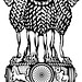 "National Emblem of India • <a style=""font-size:0.8em;"" href=""http://www.flickr.com/photos/35150094@N04/24376229304/"" target=""_blank"">View on Flickr</a>"