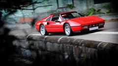 Ferrari 328  GTS (Type F106) | Shek O Road | Shek O | Hong Kong (Ben Molloy Automotive Photography) Tags: road o ferrari 328 hong kong type shek gts | f106