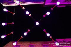 Ganton Street Lightbulbs just off Carnaby Street, London
