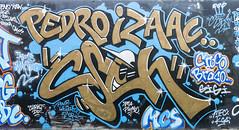 Csen (Sbastien Casters) Tags: street streetart paris france graffiti pedro aac graffitis csen