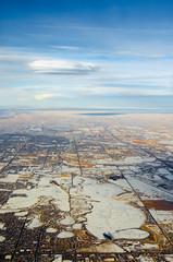 22/365+ (petra.zublasing) Tags: sky cloud plane landscape farm ufo