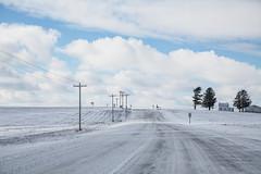 Frozen Wisconsin Farmland (Tony Webster) Tags: winter snow wisconsin rural farm farmland snowscape potosi grantcounty cassville countyroadu countyroadn beetown allbeefarms allbeelane