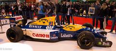Williams FW14B F1 Car - 1992 (Darcher_Photography) Tags: canon williams f1 renault elf camel formula1 labatts goodyear motorsport nigelmansell fw14b constructorschampionship