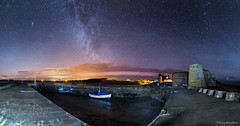 Down The Harbour - Milky Way, Beadnell, Northumberland
