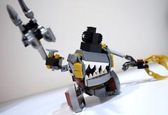 Chompy (chubbybots) Tags: lego moc mixels