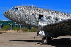 Douglas C-117 (Aero.passion DBC-1) Tags: museum plane tucson aircraft aviation muse pima preserved douglas dc3 avion airmuseum airspacemuseum c117 aeropassion musedelair dbc1 prserv