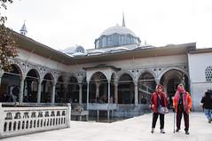 istanbul, topkapi palace. november '15 (Bogatyryova) Tags: travel turkey view muslim istanbul tourists topkapi