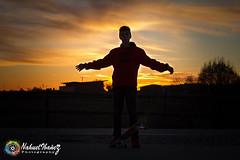 Retrato contraluz (NicPic Spot) Tags: canon contraluz eos rebel d retrato board flash 7 smith skatepark skate segovia 7d skateboard mm pivot 50 ibanez fs patin nahuel ibaez caruana externo realce patinar difusor