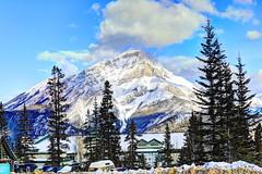2016 - 0124 iMG-H_19 Banff Upper Hot Springs (PIPIQ) Tags: canada ab alberta mountrundle banffnationalpark mtrundle  2016    banffupperhotsprings        gmt7