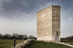 Bruder Klaus (ilConte) Tags: architecture architektur architettura zumthor peterzumthor mechernich bruderklaus bruderklausfieldchapel bruderklauskapelle