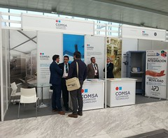 "COMSA Cleanroom Technology presenta sus novedades en FarmaForum • <a style=""font-size:0.8em;"" href=""http://www.flickr.com/photos/69167211@N03/24984426983/"" target=""_blank"">View on Flickr</a>"
