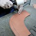 "Adding Design to the leather • <a style=""font-size:0.8em;"" href=""http://www.flickr.com/photos/91322999@N07/25013495249/"" target=""_blank"">View on Flickr</a>"