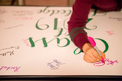 Honor_Code01192016_Cassie_Foster27 (Sweet Briar Photos) Tags: life new sign code student president honor class approved tasha 2019 gillum