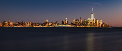 DSCF2503.jpg (Crooklyn Cuts) Tags: nyc newyorkcity longexposure newjersey manhattan wtc bluehour hoboken lowermanhattan