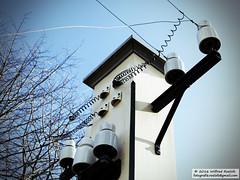 Spoorwegmuseum (Roelofs fotografie) Tags: old railroad holland dutch museum train nikon outdoor telephone transport nederland railway rails oud wilfred trein telefoon buiten spoor telegraaf spoorwegmuseum neterlands d3200 roelofs telefoondraden