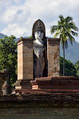 _GRL7552 (TC Yuen) Tags: architecture thailand ruins asia southeastasia buddha unesco worldheritage norththailand ancientcapital
