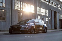 THE MOST BEAUTIFUL WAGON I HAVE EVER SEEN (UndercoverWookiee) Tags: glass wagon photography wheels bumper audi s4 tog rs4 photog slammed s5 rs5