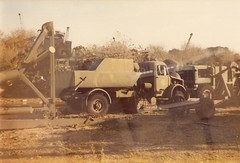 Bedford OY Airfield Sweeper Pounds Scrap Yard Portsmouth 1970s (Richard.Crockett 64) Tags: truck bedford hampshire lorry ww2 portsmouth scrapyard 1970s pounds oy worldwartwo militaryvehicle airfieldsweeper