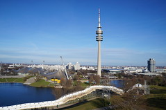 DSC05919 (Angela Song 2012) Tags: germany munich view olympic