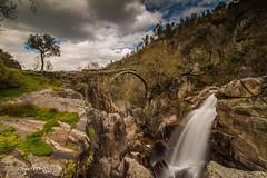 Misarela (pauloruimarques) Tags: bridge nature water beautiful canon lens landscape waterfall gorgeous filter gers greatphotographers 50d montalegre fantasticnature 1018mm allnaturesparadise