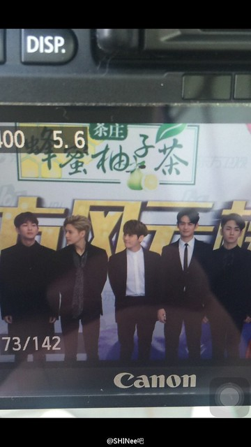 160328 ‎SHINee @ '23rd East Billboard Music Awards' 25520711104_e512615c83_z