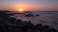 Puesta De Sol (Mauricio Bustamante) Tags: sol de atardecer mar los playa atacama puesta pulpos pulpitos