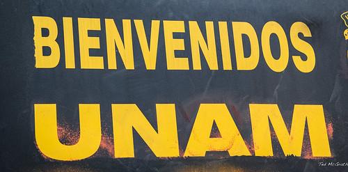 2016 - Mexico City - UNAM 1