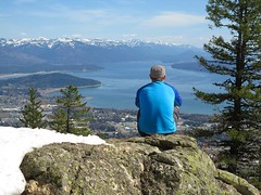 Took the time today to go to the top of Mickinnick trail over Sandpoint. What a great reminder of the beautiful place I live. #hikenorthidaho #ig_idaho #pnw #idahoadventures #idahoexplored #upperleftusa #visitidaho #visitnorthidaho #firstascent #thenorthf
