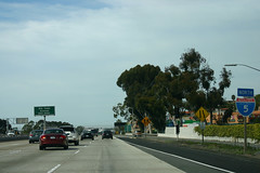 I-5 North (From Harbor Drive) (formulanone) Tags: california i5 sandiego interstate5