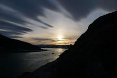 sun & cloud (wespfoto) Tags: sun clouds newfoundland harbour low stjohns narrows lowsun