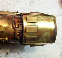 D&RGW M-78 4-8-2 Cab Replacement  - HO Scale Brass Locomotive (bslook1213) Tags: repair restoration ho 482 restauro restauracin drgw m78 brasstraincollection hon3brassmodelstrains googlebingyahooimagespicturesbrassmodeltrainssteammodelrailroadingoscale njcustombrass flickriverflickrhiveflickrmind