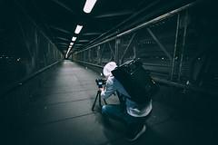 (f_stops) Tags: nyc newyorkcity nightphotography urban vanishingpoint nikon industrial manhattan streetphotography illumination sigma ultrawide sigma1020 fstops abandonedspaces newyorkphotography nikonphotographers unlimitedphotos njphotographers makeportraits nikon3300 uwaphotos fstopsnyc