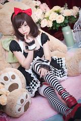 P76_007 (ms09Dom) Tags: cosplay コスプレ 五木あきら itsukiakira ブラックアリス studioazure