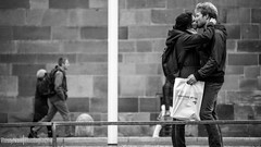 2. Hand? // Second Hand? (#RustyNail Photography) Tags: street bw white black love canon kiss couple hand stuttgart tag nail paar rusty second tamron sonne schwarz bnw liebe kuss lightroom rustynail weis stphotographia wigite