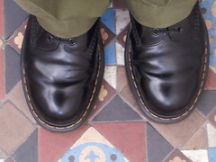 DSCF8677 (rugby#9) Tags: original black feet yellow boot hole boots lace dr air 7 8 indoor icon wear size trousers stitching comfort sole doc cushion soles dm docs eyelets drmartens bouncing airwair docmartens martens dms 8hole 1460 cushioned combattrousers wair doctormarten yellowstitching greencombats greencombattrousers