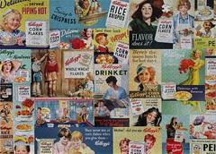 VINTAGE KELLOGG'S (pattakins) Tags: vintage artwork cereal puzzle cornflakes kelloggs jigsawpuzzle