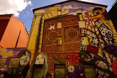 Growth (padraicsmeehan) Tags: espaa streetart art colors graffiti spain mural spraypaint basque euskadi vitoria gasteiz vitoriagasteiz paysbasque pasvasco reinodeespaa kingdomofspain