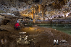 Reflexin (Nikologia) Tags: underground cave speleo cueva espeleologia urbasa alavavision akuandi nikologia