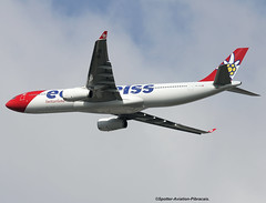 "Edelweiss Air "" NEW LIVERY SWITZE"
