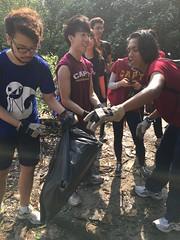 37-Env&CivSoc-World-Water-Day-LCK-Cleanup-26Mar16 (Habitatnews) Tags: mangrove capt nus worldwaterday limchukang iccs