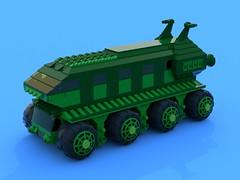 BIOTRON 1022 (Crimso Giger) Tags: lego moc ldd biotron