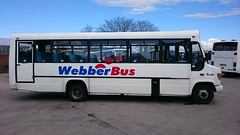 YR52 MBO on eBay (spotterboii2001) Tags: uk bus mercedes ebay unitedkingdom united plymouth kingdom somerset webber mbo bridgwater paperbus webberbus 814d 0814d yr52 yr52mbo spotterboii2001 raybrandon