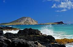 Makapu'u (jcc55883) Tags: ocean sky clouds hawaii nikon surf oahu pacificocean makapuu nikond3200 d3200