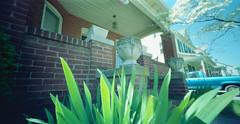 wppd_2016_front_porch (Judy M. Boyle) Tags: holga expiredfilm wppd worldpinholeday worldwidepinholephotographyday kodakportra160nc holgawpc unicolorc41 filmphotographyproject wppd2016