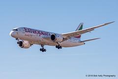 Ethiopian Airlines - ET-AOV (Bob from Caledon) Tags: aircraft airplanes aeroplanes arrivals ethiopianairlines cyyz b7878 runway05 torontointernationalpearsonairport etaov