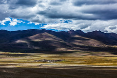 Small villages (Kelvinn Poon) Tags: village tibet