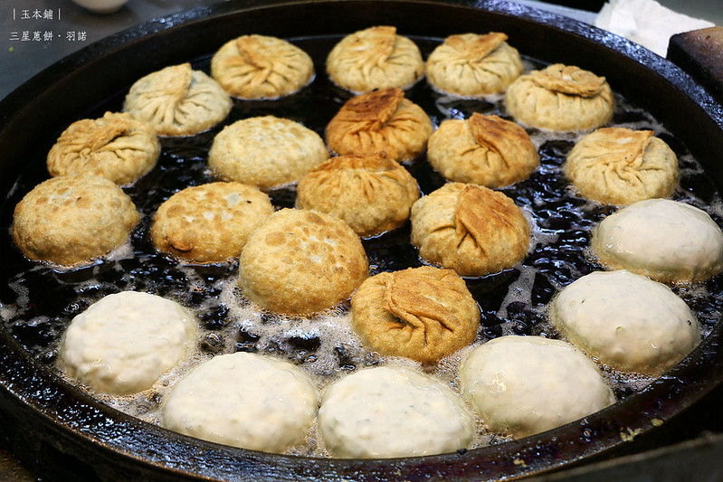 玉本鋪三星蔥餅-宜蘭羅東夜市54