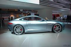 DSC_2283 (Pn Marek - 583.sk) Tags: frankfurt jaguar concept fj iaa arden xj 2011 koncept autosaln cx16