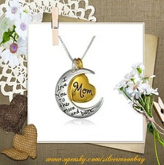 Mothers Day Necklace (SilverMoonBay) Tags: mom trendy mothersday opensky giftideas mothersdaygifts giftsforher trendyjewelry jewelrygifts discountjewelry giftsformom affordablejewelry jewelrysales jewelryforless jewelrydeals