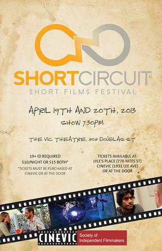 Short Circuit - April 19+20, 2013